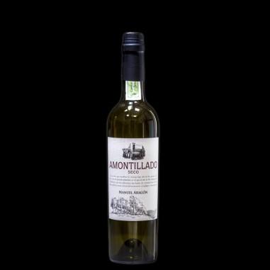comprar vino bodegas jerez Amontillado Muy Viejo Aragon Edicion Limitada