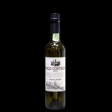 comprar vino bodegas jerez palo cortado manuel aragon edicion limitada