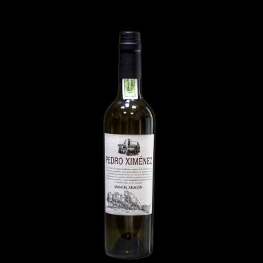 comprar vino bodegas jerez pedro ximenex muy viejo manuel aragon edicion limitada