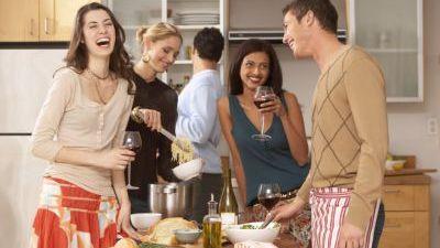 Los que te acompañan mientras cocinas